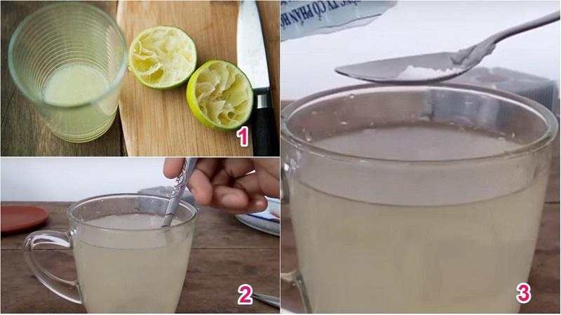 Cách làm nước ngọt có gas tại nhà