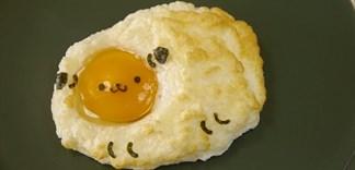 Cách làm trứng đám mây cực dễ thương cực ngon