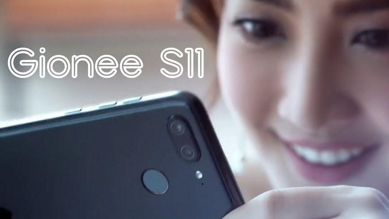 Gionee giới thiệu 8 smartphone mới: S11, S11S, M7 Plus và...
