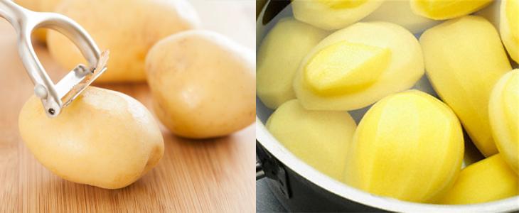 Cách làm khoai tây chiên giòn ngon