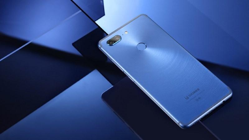 Gionee giới thiệu 3 smartphone giá rẻ sử dụng màn hình tỉ lệ 18:9