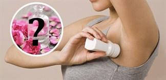 Sử dụng nước hoa thay lăn khử mùi, nên hay không?