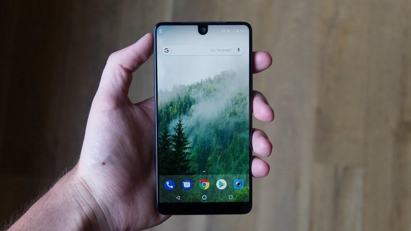 Smartphone mới đến từ LG sẽ sở hữu thiết kế màn hình với 3 viền siêu mỏng