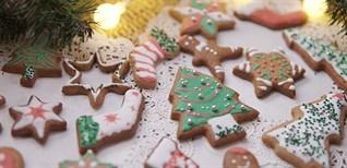 [Video] Cách làm bánh quy gừng thơm lừng mừng Giáng Sinh