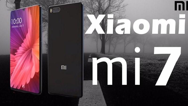 Xiaomi Mi 7 sẽ được sản xuất vào tháng 2/2018, hỗ trợ sạc không dây