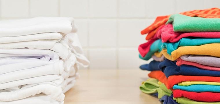 Phân loại đồ cho từng mẻ giặt