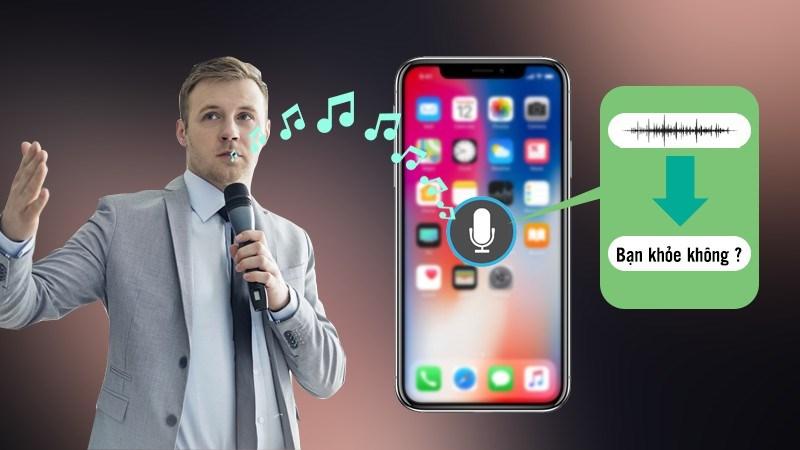Mẹo biến giọng nói thành văn bản nhanh và tiện lợi trên smartphone