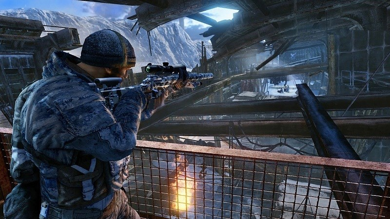 Hình ảnh trong game Sniper Strike: Special Ops
