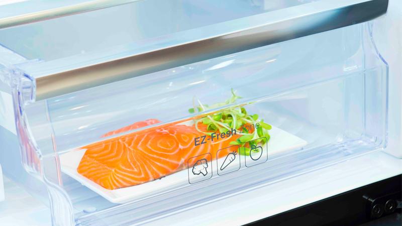 Bảo quản lạnh cá hồi