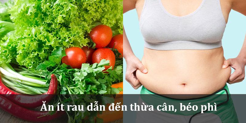 Điều gì sẽ xảy ra nếu bạn không ăn rau?