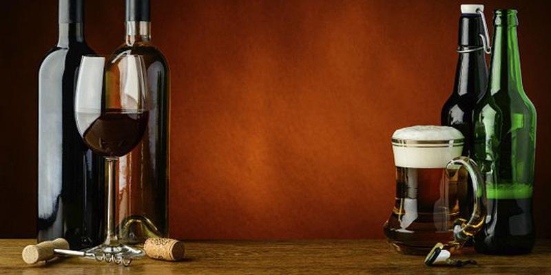 Sự giống và khác nhau của bia và rượu-1