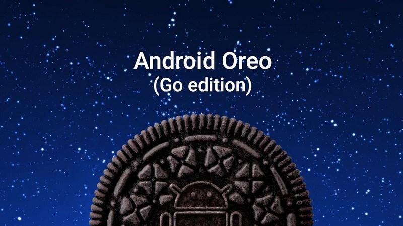 Phiên bản Go của Android Oreo dành cho smartphone tầm thấp xuất hiện