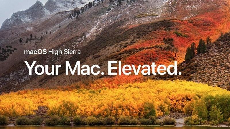 Apple macOS High Sierra 10.13.2: Tăng cường bảo mật và sự ổn định - ảnh 1