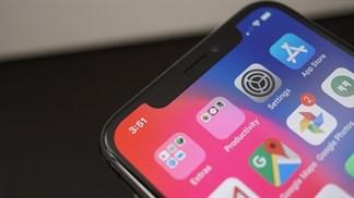 Tin đồn: Flagship Huawei tiếp theo sẽ có phần notch như iPhone X