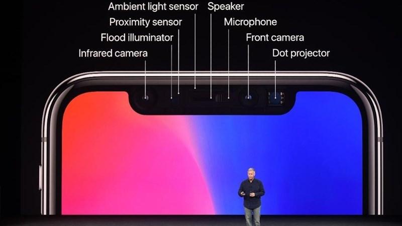 VP* Apple: Notch là một trong những công nghệ ấn tượng của công ty - ảnh 1
