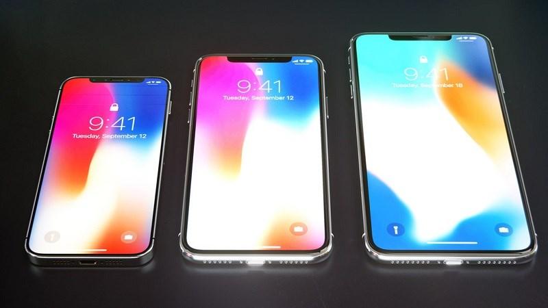 KGI: Cả 3 mẫu iPhone 2018 sẽ có thời lượng pin tốt hơn
