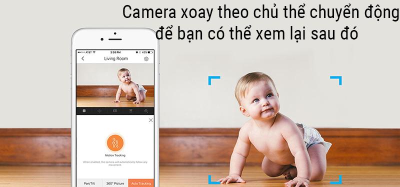 EZVIZ C6T Camera Wi-Fi 1080p