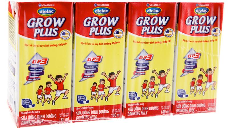 Các loại sữa bột pha sẵn tốt cho bé hiện nay
