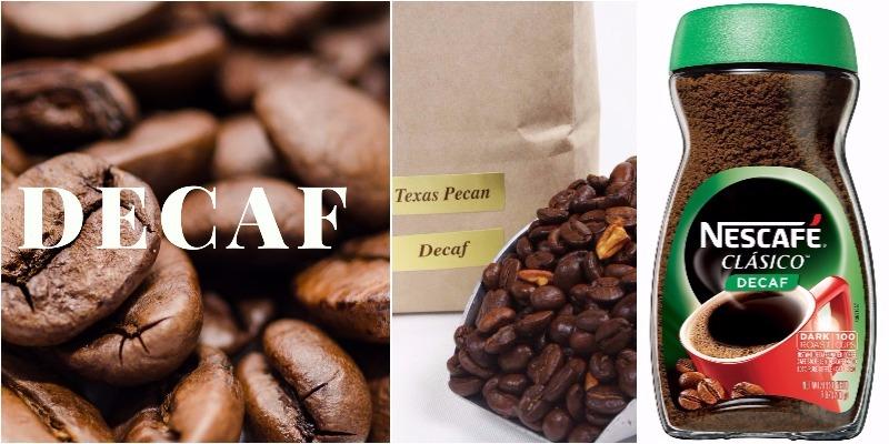 Cà phê Decaf là gì?