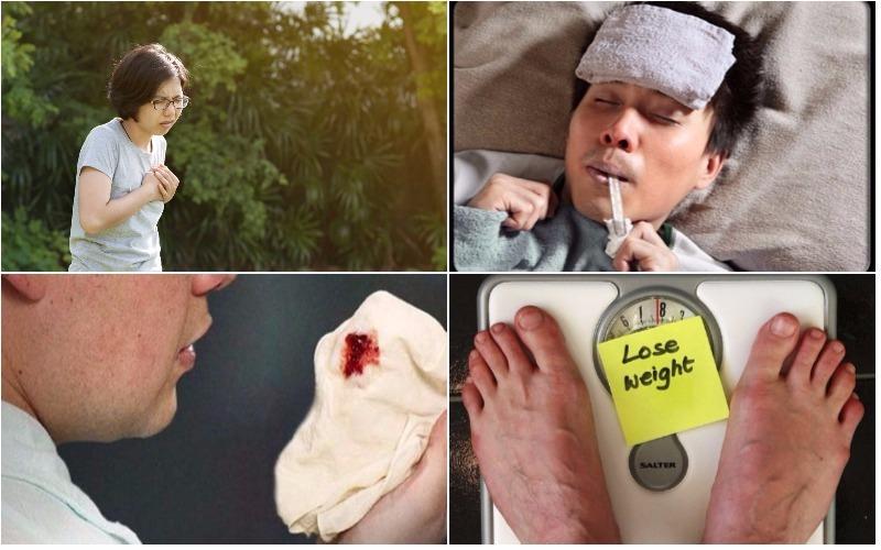 Triệu chứng của bệnh lao phổi
