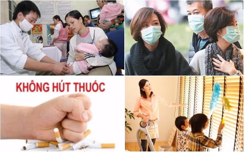 Phòng ngừa bệnh lao phổi