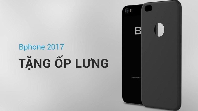 Bkav tổ chức chương trình tặng ốp lưng Bphone 2017 phiên bản mới