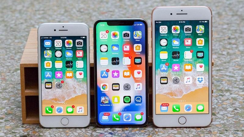 iphone x vs iphone 8 vs iphone 8 plus