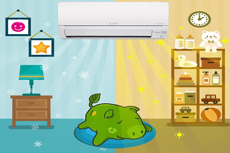 Kết quả hình ảnh cho sử dụng điều hòa đúng cách tiết kiệm điện