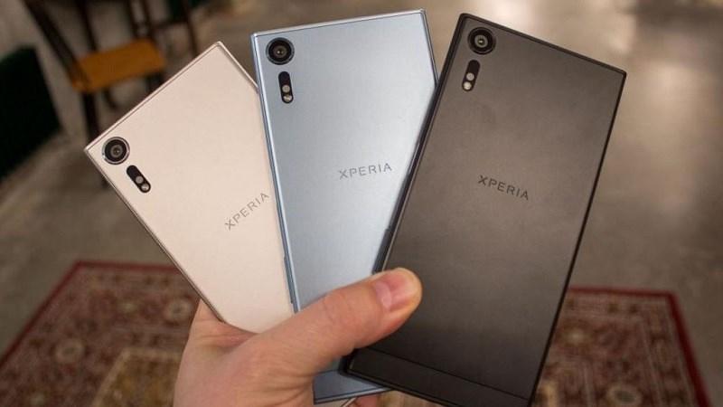 Sony Xperia XZ, XZs và X Performance nhận được bản cập nhật mới
