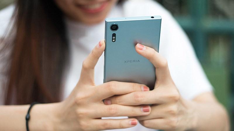 Mua Sony Xperia XZs trong hôm nay, giảm ngay 1 triệu đồng