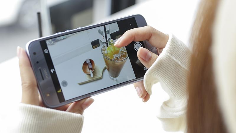 mẹo chụp ảnh đẹp trên smartphone Motorola