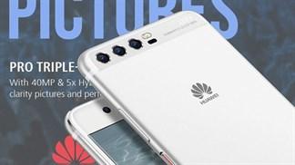 Huawei P11 có thể ra mắt tại MWC 2018, tập trung cho khả năng chụp ảnh