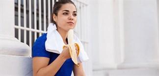 Vì sao dân tập gym nên ăn nhiều chuối?