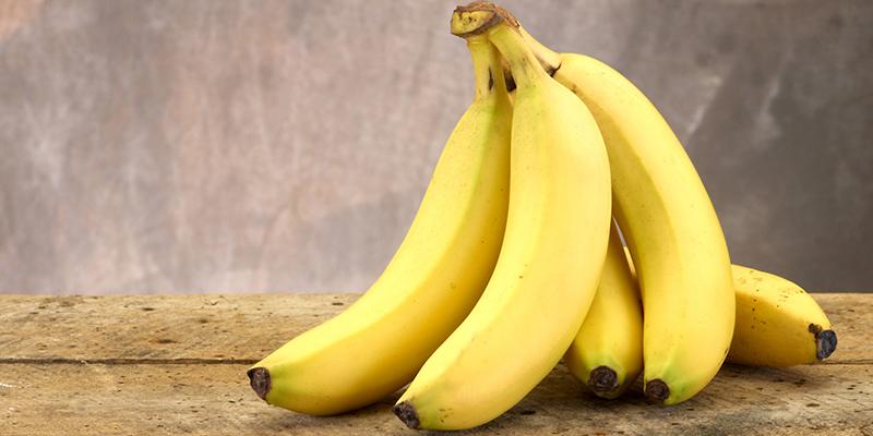 Hàm lượng chất dinh dưỡng có trong chuối cao hơn hầu hết những loại quả khác.