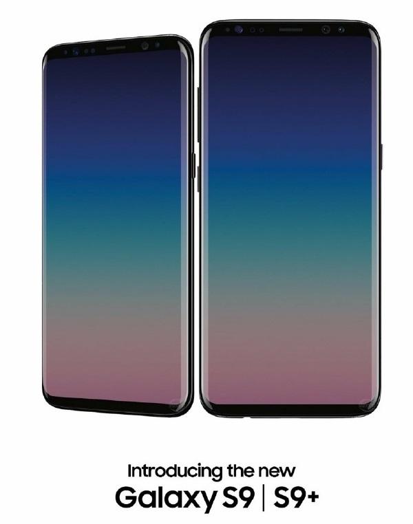 Galaxy S9, Galaxy S9+ lộ ảnh với thiết kế đẹp khó cưỡng