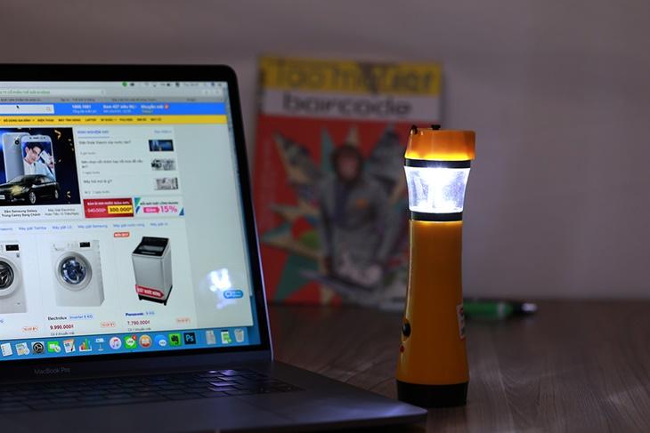 Có nên chọn mua đèn pin Sunhouse?