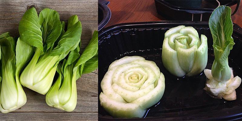 8 loại rau củ có thể trồng lại từ những phần gốc bỏ đi