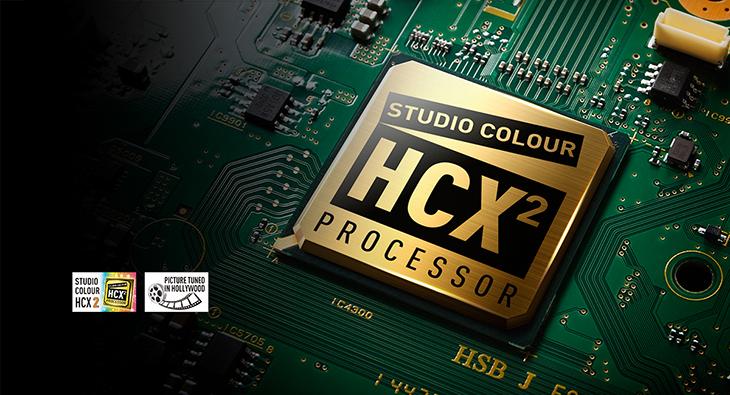 Vi xử lý hình ảnh Studio Color HCX2
