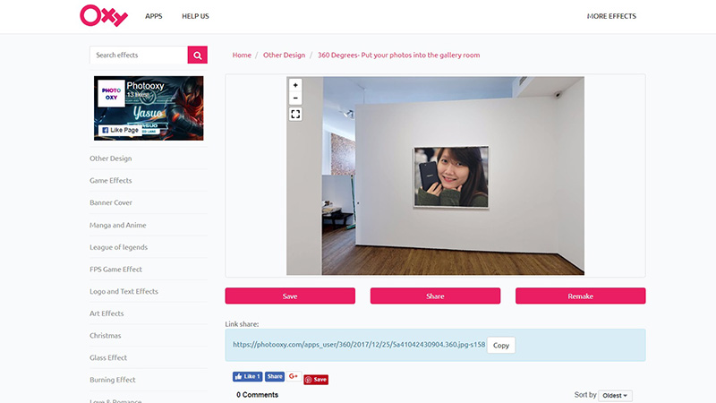 Cách tạo ảnh 360 độ để làm ảnh bìa, avatar Facebook cực đẹp 2021 3_800x450
