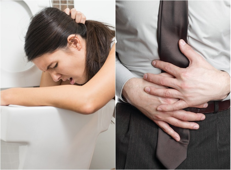 Triệu chứng viêm ruột thừa