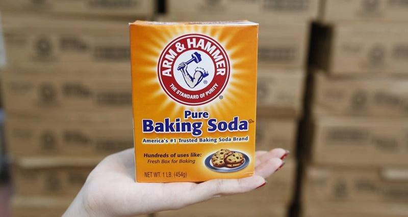 Cách kiểm tra xem baking soda hết hạn chưa?
