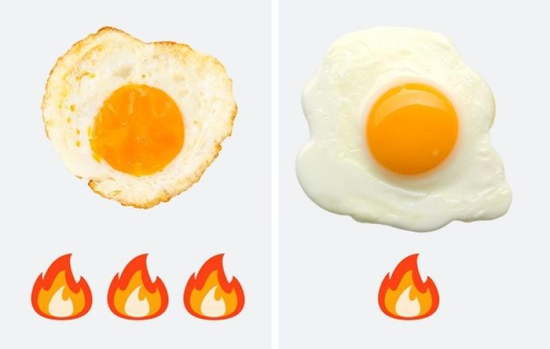 Chiên trứng ngon