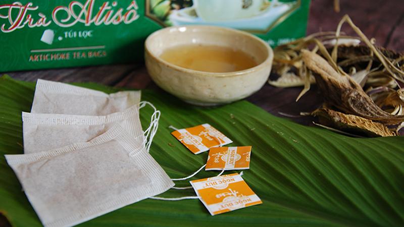 Nên chọn mua trà Atiso tại những cơ sở, cửa hàng uy tín