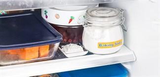 Baking soda có thực sự khử được mùi hôi trong tủ lạnh?