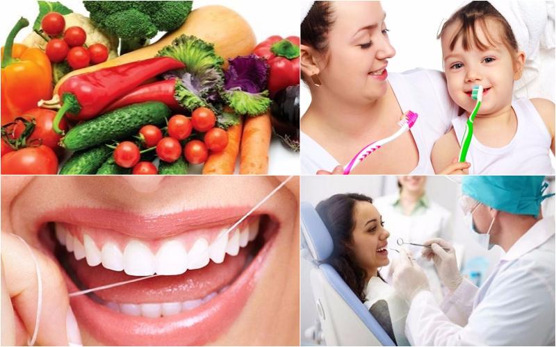 Cách phòng bệnh sâu răng