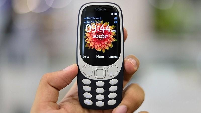 Ảnh minh họa Nokia 3310 4G