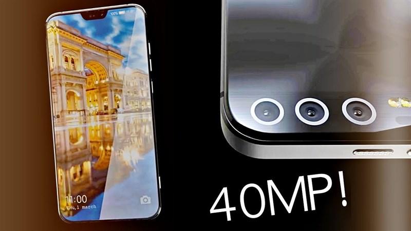 Lộ ảnh phác thảo Huawei P20, P20 Plus và P20 Pro, trang bị tới 3 camera mặt sau