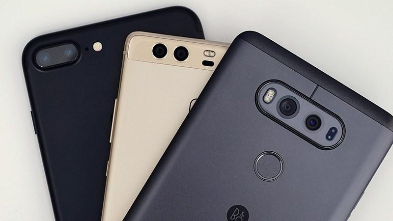 Xu hướng smartphone 2017