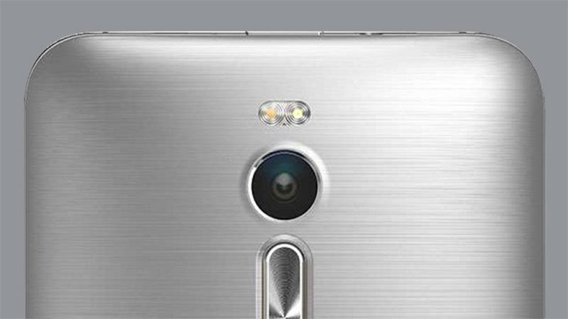 Đèn flash 2 tông màu trên điện thoại