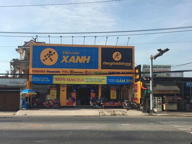 Siêu thị Điện máy XANH Tân Phú Trung (Củ Chi), TP.HCM